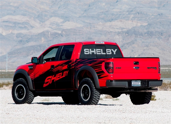 Ford Raptor Racing Variant