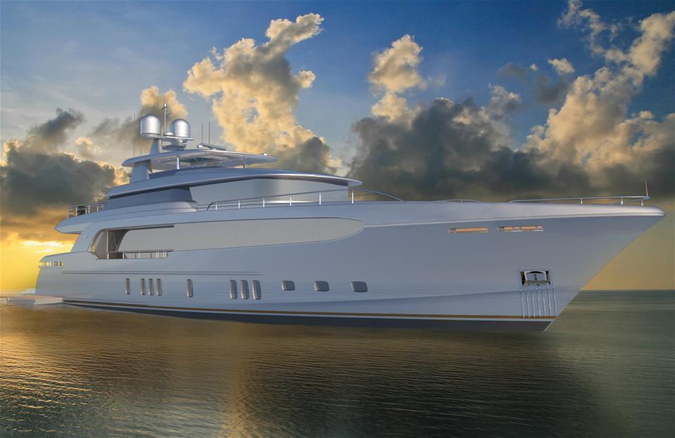 39m Super Yacht